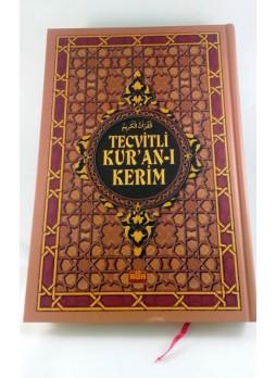 Orta Boy Tecvitli Kuran-ı Kerim
